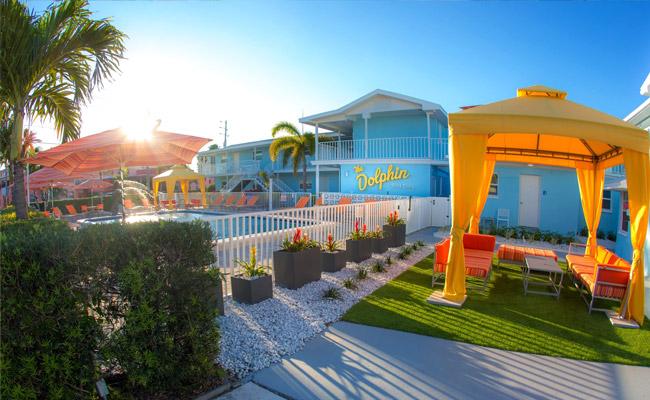 Saint Pete Beach Suites