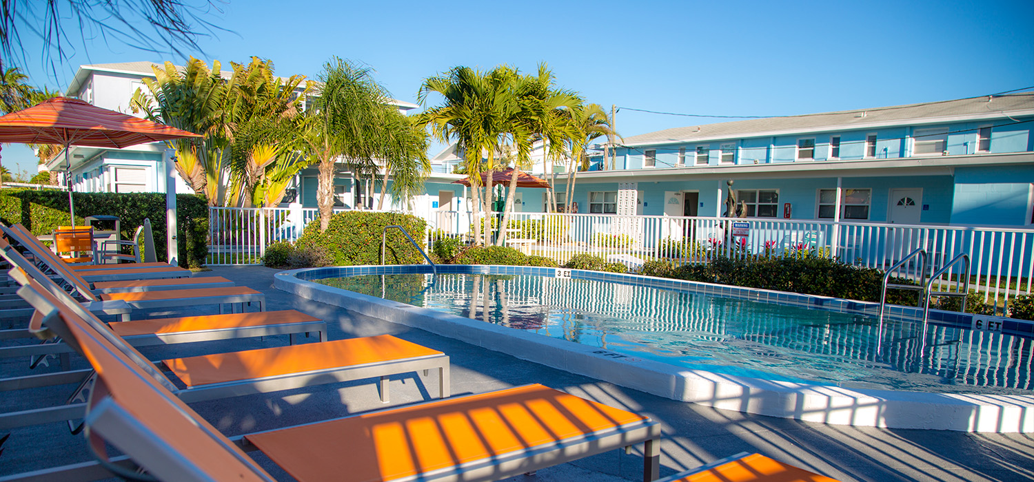 Our History - St. Pete Beach Suites Hotel Florida