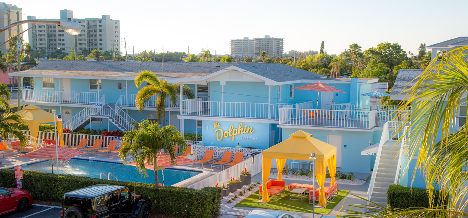Beachfront Hotels St Petersburg FL