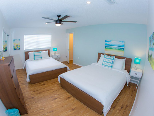 Welcome To St Pete Beach Suites - 2 Queen Beds