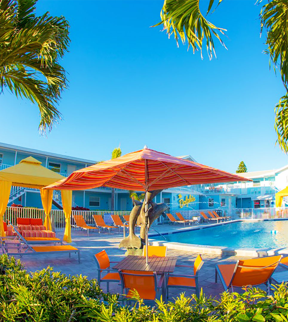 Hotel Policy - St. Pete Beach Suites Hotel Florida