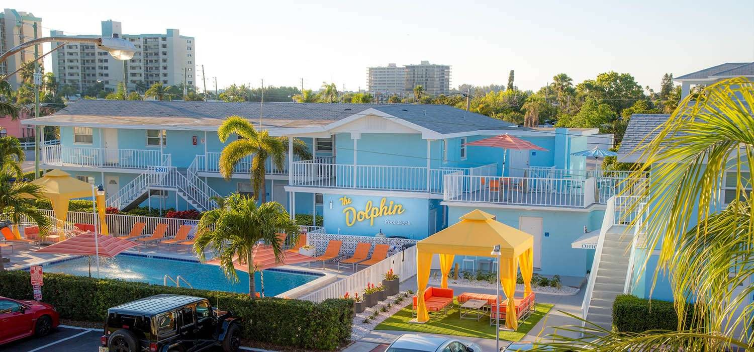 MAKE THE MOST OF YOUR FLORIDA GETAWAY AT ST. PETE BEACH SUITES