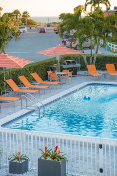 Welcome To St Pete Beach Suites - St Pete Beach Pool