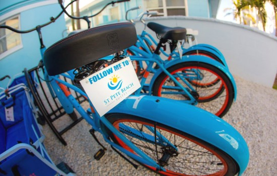 Welcome To St Pete Beach Suites - Complimentary Bicycles