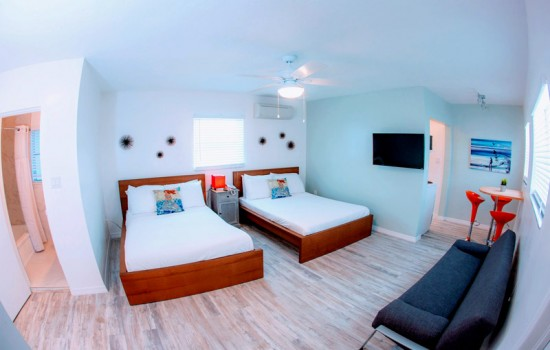 Welcome To St Pete Beach Suites - Well-Appointed Guest Suites